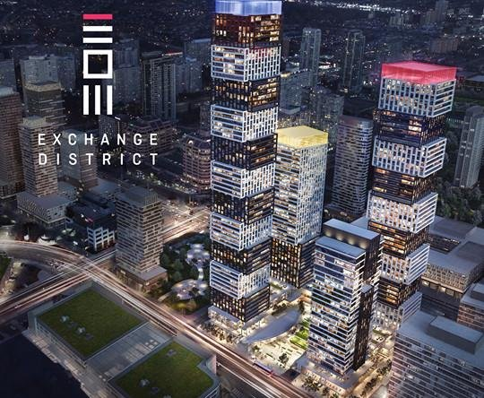 Exchange District Condos Mississauga 1